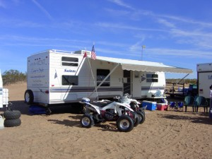 San Diego RV Rental - Gordons Well