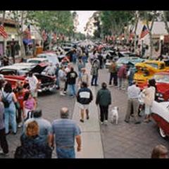 Main Street Friday Night Car Show