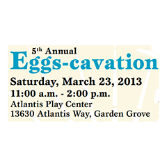 5th Annual Eggs-cavation