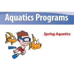 Garden Grove Spring Aquatics Program