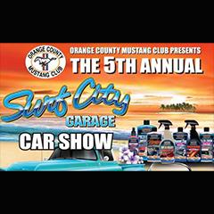 5th Annual Surf City Garage Car Show