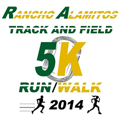 Rancho Alamitos Track and Field 5k Run and Walk